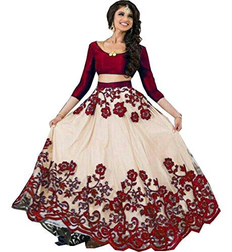 Amit Fashions Indische Designerin Lehenga Choli für Frauen (Indische Lehenga Choli)