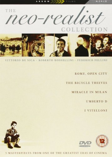 The Neo-Realist Collection [DVD] [Edizione: Regno Unito]
