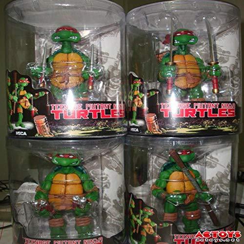 Classic Teenage Mutant Ninja Turtles - JXMODEL Teenage Mutant Ninja Turtles Jungen
