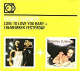 2 For 1:Love To Love/I Remember Yesterday (Digipack ohne Booklet) -