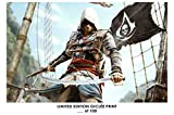 Giclee Art Print 12' x 18' Wall Poster Assasins Creed - Limited Edition