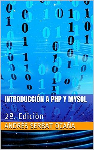 Portada del libro Introducción a PHP y MySQL: 2ª. Edición