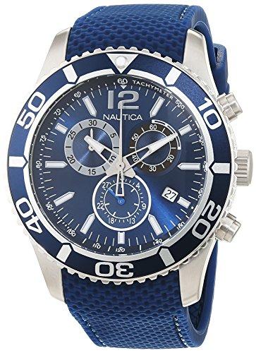 nautica-a15103g-montre-homme-quartz-chronographe-cadran-bleu-bracelet-silicone-bleu
