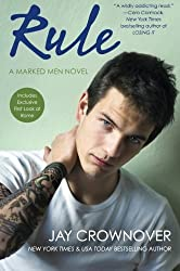 Rule: A Marked Men Novel by Jay Crownover (2013-10-22)