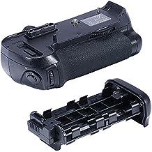 Neewer® Vertical empuñadura Apretón de batería Battery Grip reemplazo para Nikon MB-D12 Funciona con EN-EL15 Batería O Baterías 8AA para NIKON D800/D800E/D800S/D810 Digital SLR Cámara