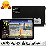 Hieha® GPS 7 Pouces Voiture Auto Camping Car 16Go Android...
