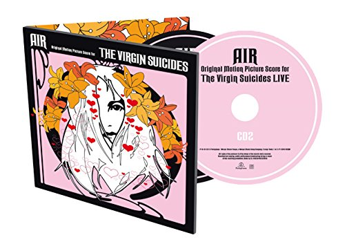 Virgin Suicides - 15th Anniversary, 2LP + EP (4 brani)+2 CD
