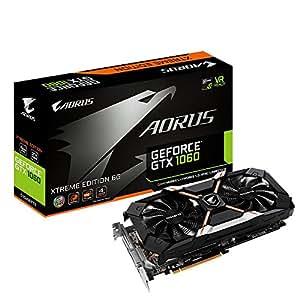 Gigabyte AORUS XTREME GeForce GTX 1060 6GB GDDR5 Graphics Card