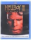 Hellboy II: The Golden Army [Reino Unido] [Blu-ray]