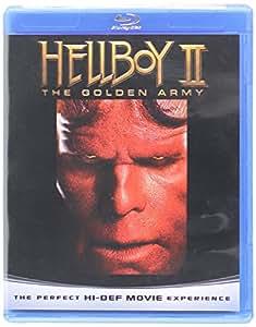 Hellboy II: The Golden Army [Region 1] [Blu-ray] [2008] [US Import] [NTSC]