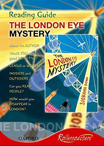 London Eye Mystery. Reading Guide (Rollercoasters) -