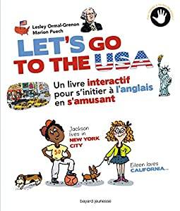 "Afficher ""Let's go to the USA"""