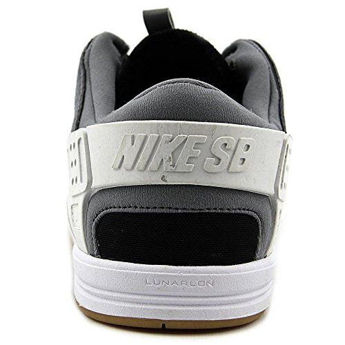 Nike Eric Koston Huarache, Chaussures de Skate Homme cool grey black white 002