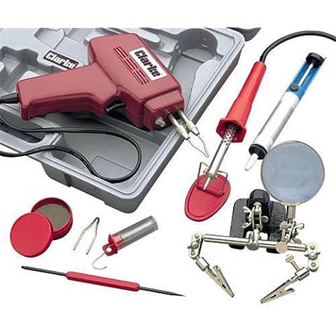 Saldatura Pistola Kit 100W saldatura Set & Luce 3400760 CSK100
