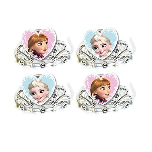 Amscan International Frozen Favour Tiaras