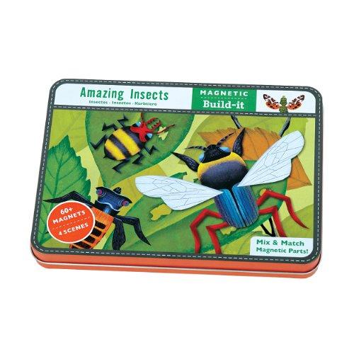 Mudpuppy - Insectos sorprendentes, juego educativo (MPCM37022)