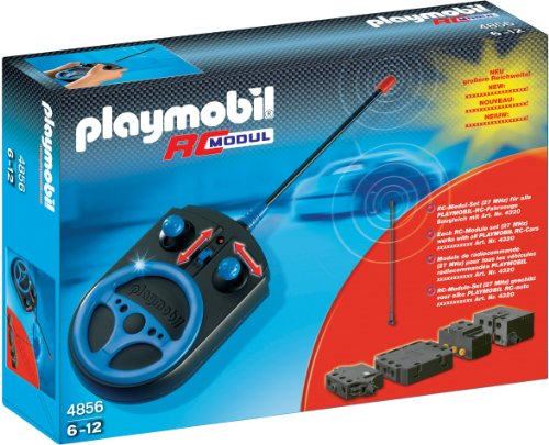 Playmobil 4856 Remote Control (RC) Vehicle Module Plus Set