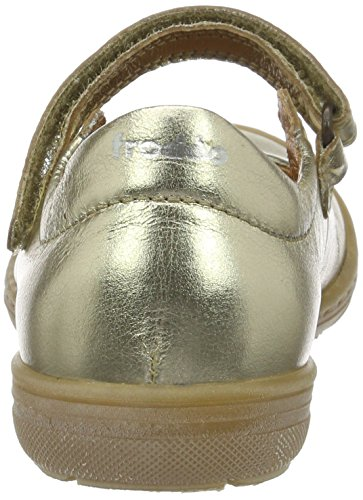 Froddo Mädchen Mary Jane Shoe Halbschuhe Gold (Gold)