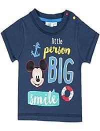 Disney Mickey Babies T-Shirt - jeansblau