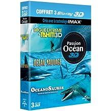 Coffret 3 Blu-ray 3D - Passion Océan