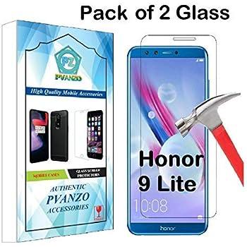 POPIO Tempered Glass Screen Protector For Honor 9 Lite