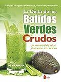Dieta de los batidos verdes crudos