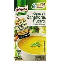 Knorr - Ligeresa - Crema Liq Zanahoria 500 ml - , Pack de 6