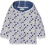 Noppies Baby-Jungen Strickjacke B Cardigan ls Walworth, Mehrfarbig (Grey Melange C246), 80