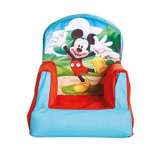 ReadyRoom Mickey Mouse aufblasbarer Kindersessel (Mickey Maus-freunde)