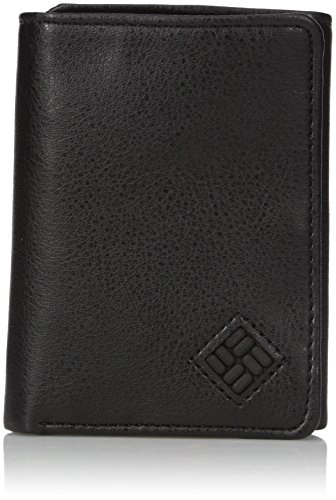 Columbia Men's Avon RFID Blocking Tri-Fold Security Wallet (Columbia Tri-fold)