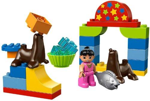 Imagen principal de LEGO DUPLO 10503 -  En la Ciudad: Espectáculo Circense