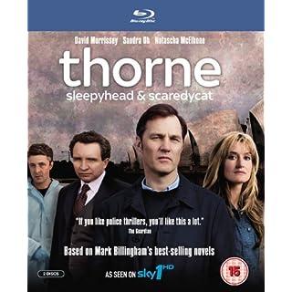 Thorne: Sleepyhead & Scaredy Cat [Blu-ray] [Region Free]