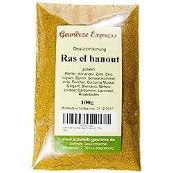 Gewürze-Express Ras El Hanout, 100g