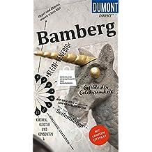 DuMont Direkt Bamberg: Mit großem Cityplan