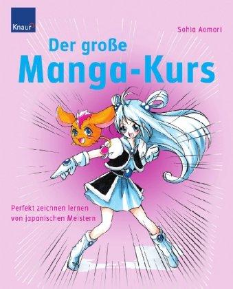 Der große Manga-Kurs: Perfekt zeichnen lernen von japanischen Meistern
