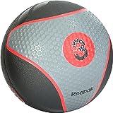 Reebok B21257 Medicine Ball, 3kg (Grey)