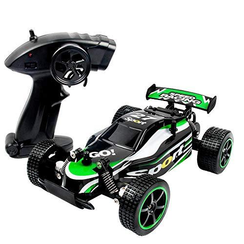 KEIBODETRD RC Cars Fernbedienung Rennwagen 2,4 GHz High-Speed-Rock Geländewagen 1:20 2WD Radio-Fernbedienung Racing Spielzeugautos Elektro-Fast Race-Buggy Hobby-Auto