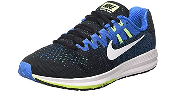 ccf363bcd13d NIKE Men s Air Zoom Structure 20 Running Shoes