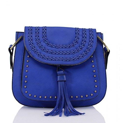 YourDezire ,  Damen Tasche blau