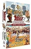 Coffret 2 films Astérix - Le Domaine des Dieux + Astérix et les Vikings [Blu-ray]