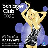 Schlager Club 2020 (63 Discofox Party Hits) -
