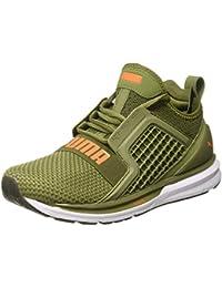 b584ba500dd Puma Unisex s Ignite Limitless Weave Jr Sneakers