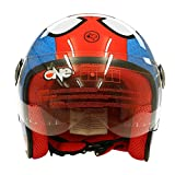 ONE Casco Junior Spider S