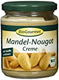 BioGourmet Mandel-Nougat Creme, 2er Pack (2 x 250 g)