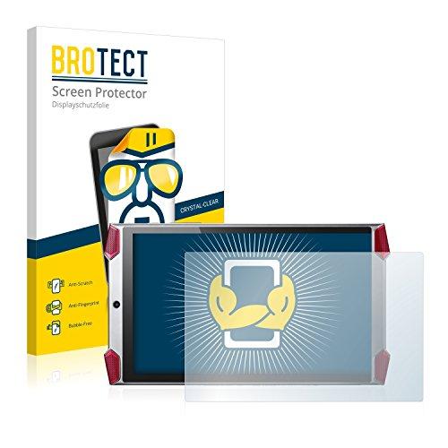 BROTECT Schutzfolie kompatibel mit Acer Predator 8 [2er Pack] klare Bildschirmschutz-Folie