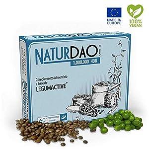 NATURDAO – 60 Tabletten – DAO pflanzlichen Ursprungs – DAO-Mangel – Histaminintoleranz