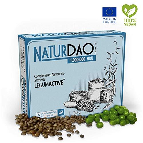 NATURDAO - 60 Tabletten - DAO pflanzlichen Ursprungs - DAO-Mangel