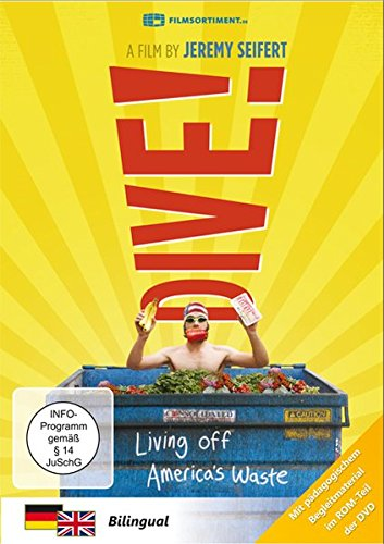 Dive! - Living off Americas waste , DVD