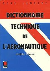 Dictionnaire technique de l'aéronautique