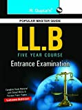 LLB (5 Years Course) Entrance Exam Guide (Popular Master Guide)